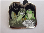 Disney Trading Pin 95863: Disney Couples - Mystery Pack - Naveen and Tiana ONLY