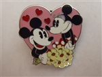 Disney Trading Pins 95864: Disney Couples - Mystery Pack - Mickey and Minnie Mouse ONLY