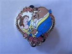Disney Trading Pin  95971 Jerry Leigh - Beauty and the Beast: Be Mine Heart
