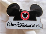 Disney Trading Pin 96128: Walt Disney World® Resort Ear Hat Logo