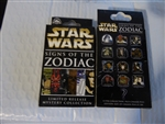 Disney Trading Pins 96537 Star Wars - Zodiac Mystery Collection