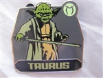 Disney Trading Pins 96542 Star Wars - Zodiac Mystery Collection - Taurus Yoda ONLY