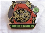 Disney Trading Pin 96547: Star Wars - Zodiac Mystery Collection - Sagittarius Wicket the Ewok ONLY
