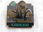 Disney Trading Pins 96548: Star Wars - Zodiac Mystery Collection - Cancer Chewbacca ONLY