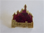 Disney Trading Pin 96568 Cast Member - DLR- Gothic 'D': 'Alice in Wonderland'