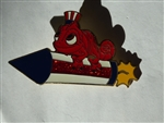 Disney Trading Pin 96597 DSF - 4th of July 2013 - Pascal
