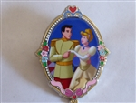 Disney Trading Pin 9663: 12 Months of Magic - Cinderella and Her Prince