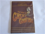 Disney Trading Pin 96673 WDW - Cast Member/VIP - New Fantasyland / Storybook Circus Grand Opening - Goofy ' The Great Goofini'