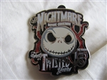 Disney Trading Pins 96803: D23 - 2013 Expo - Nightmare Before Christmas - 20th Anniversary
