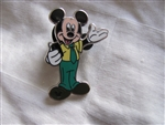 Disney Trading Pin 97227: WDW - 2013 Hidden Mickey Series - Disney's Pin Traders Icons - Mickey Mouse