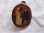 Disney Trading Pin 97270: DLR - 2013 Hidden Mickey Series - Winnie the Pooh and Friends - Pooh and Gomer
