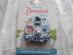 Disney Trading Pin 97676: Piece of disney history splash mountain