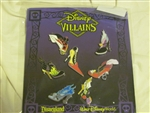Disney Trading Pin 97736: Villain Shoes Mini-pin Set