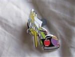 Disney Trading Pin 97739: Villain Shoes Evil Queen