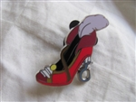 Disney Trading Pin 97741: Villain Shoes Captain Hook