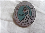 Disney Trading Pin 97854: Booster Collection - Disney's Frozen - Olaf ONLY