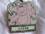 Disney Trading Pin 98115: WDW - 13 Reflections of Evil - Pixar Villains Gift Set - Lotso Only