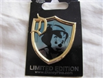 Disney Trading Pin 98229: DLR- Surprise Pin Series - Crest Collection – Pinocchio