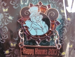 Disney Trading Pin 98303: Happy Haunts 2013 - Hitchhiking Ghost Phineas