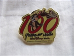 Disney Trading Pin 9852: WDW Flex 2002 - 100 Years of Magic (Chip & Dale)