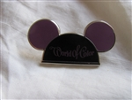 Disney Trading Pins 98849: DLR - World of Color Mystery Pin Set - Purple Hat Chaser