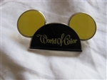 Disney Trading Pins 98851: DLR - World of Color Mystery Pin Set - Yellow Hat Chaser