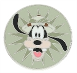 Disney Trading Pin 98869: Magical Mystery Pins - Series 6 - Goofy ONLY