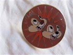 Disney Trading Pin 98870: Magical Mystery Pins - Series 6 - Chip and Dale ONLY