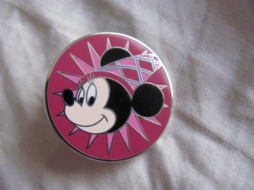 Magical Mystery 6 Minnie Mouse Disney Pin 98873