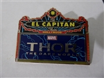 Disney Trading Pin  98938 DSF - Marquee - Thor: The Dark World