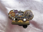 Character Earhat - Mystery Pack - Steampunk Clock