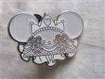 Disney Trading Pins 98967: Character Earhat - Mystery Pack - Bride
