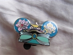Disney Trading Pin 98968: Character Earhat - Mystery Pack - Jasmine