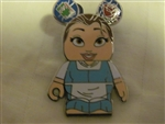 Disney Trading Pin 99156: Vinylmation Mystery set Beauty and The Beast - Belle only