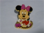 Disney Trading Pin  99340 Tokyo Disney Sea (TDS) - Arabian Coast Games - Christmas 2013 - Minnie Mouse