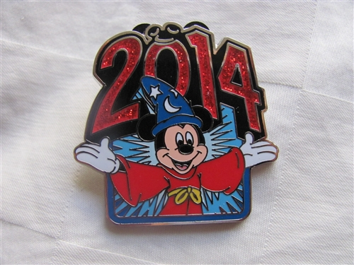 2014 Disney Sorcerer Mickey Pin