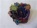 Disney Trading Pin  99404: DLP - Disney Dreams - Merida (Brave)