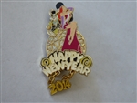Disney Trading Pin  99428 WDI Happy New Year 2014 Jessica and Roger Rabbit