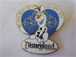 Disney Trading Pin 99527 DLR - Cast Member 2014 Blood Drive - Olaf