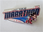 Disney Trading Pins  99556 WDW - 2014 Walt Disney World Marathon - Mickey Mouse
