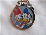 Disney Trading Pin 99633: Disney Couples – Reveal/Conceal Mystery Collection – Donald and Daisy – Chaser
