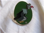 Disney Trading Pins 99653: DLR – 2014 Hidden Mickey Completer Pin Hidden Mickey Series – Disney Birds – Flaps the Vulture