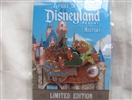 Disney Trading Pins 99705: DLR: A Piece of Disneyland History 2014 Collection - Splash Mountain