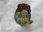 Disney Trading Pin 99746: 2014 DLR / WDW Mystery Collection - Pluto