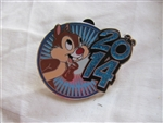 Disney Trading Pins 99749: 2014 DLR / WDW Mystery Collection - Dale