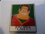 Disney Trading Pin 99793 Characters & Cameras Mystery Collection - Ralph