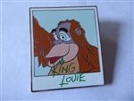 Disney Trading Pin 99805 Characters & Cameras Mystery Collection - King Louie