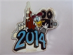 Disney Trading Pins 99868 DLR - 2014 Starter Set - Donald Duck ONLY