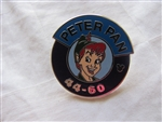 Disney Trading Pin 99875: WDW - 2014 Hidden Mickey Series - Magic Kingdom Heroes Parking Sign - Peter Pan