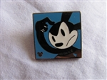 Disney Trading Pin  99909: DLR - 2014 Hidden Mickey Series - Oswald the Lucky Rabbit Expressions - Confused